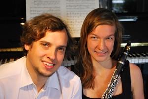 Jonathan Rohrer und Regina Weber, Bildquelle: Ulrike Neubauer