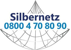 Logo Silbernetz 0800470809