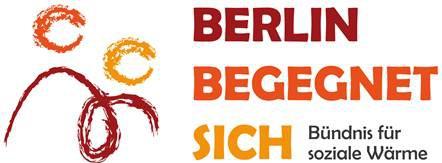 Berlin begegnet sich logo