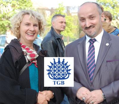Die Türkische Gemeinde zu Berlin macht mit!
